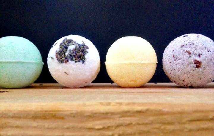 Easy How To Make All-Natural Bath Bombs Tutorial