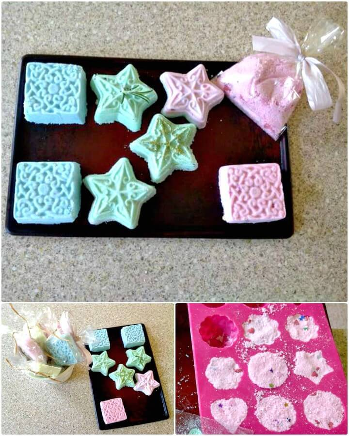 Quick and Easy How To Make Your Own Bath Bombs Tutorial
