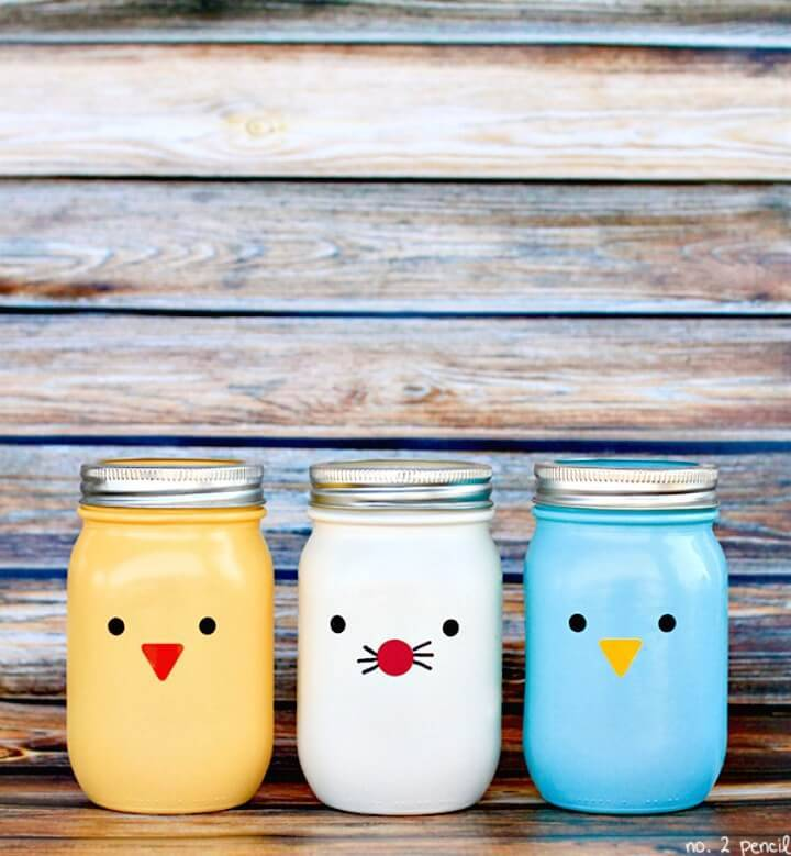 How to Make Your Own Mason Jars Craft - DIY