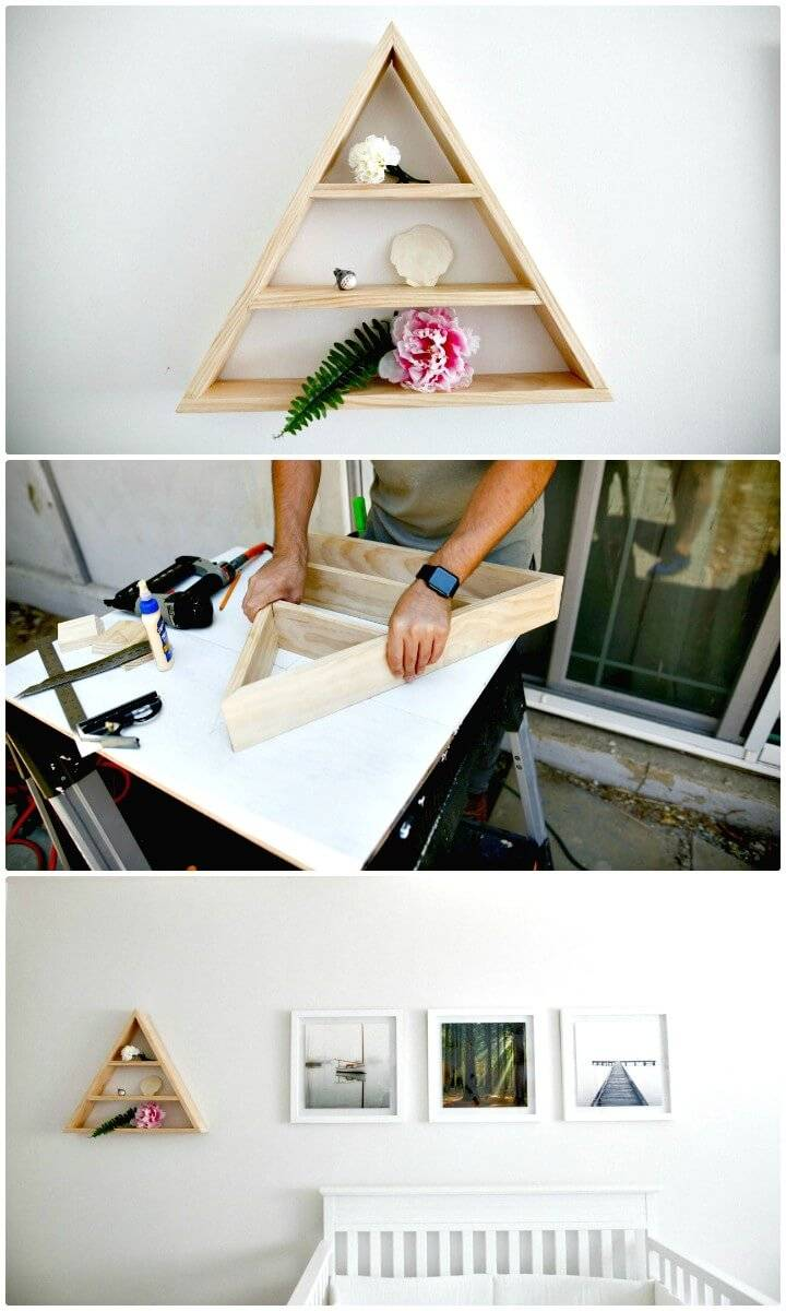 109 Easy Ideas To Build Diy Shelves For Your Home Decor