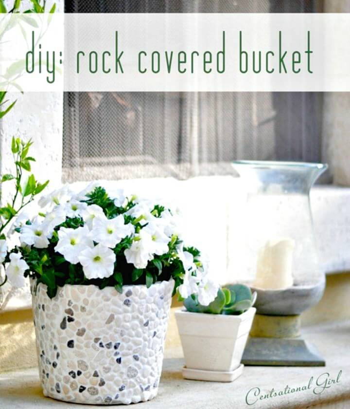 How To Make The Rocky Bucket - DIY