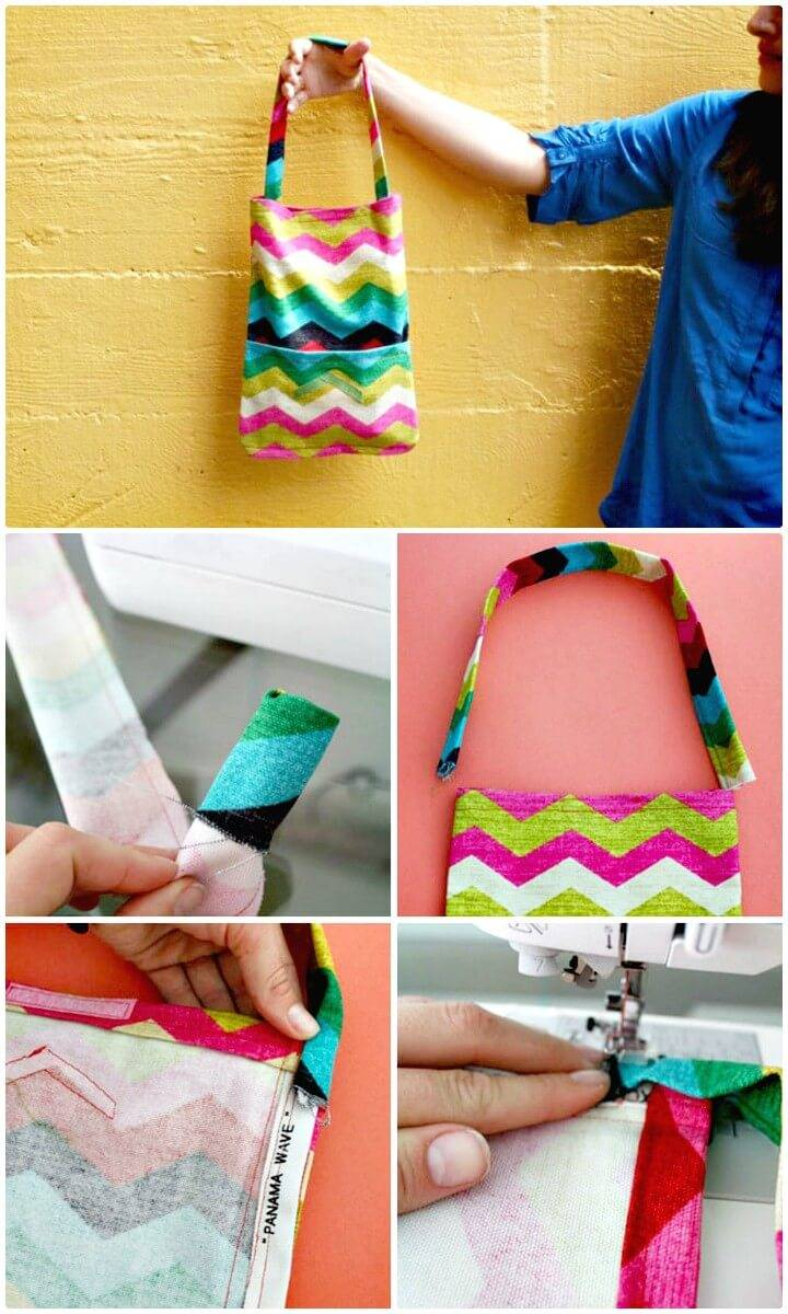 DIY a Tote and Clutch in One