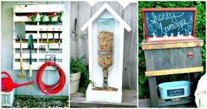 110 DIY Backyard Ideas to Try Out This Spring & Summer