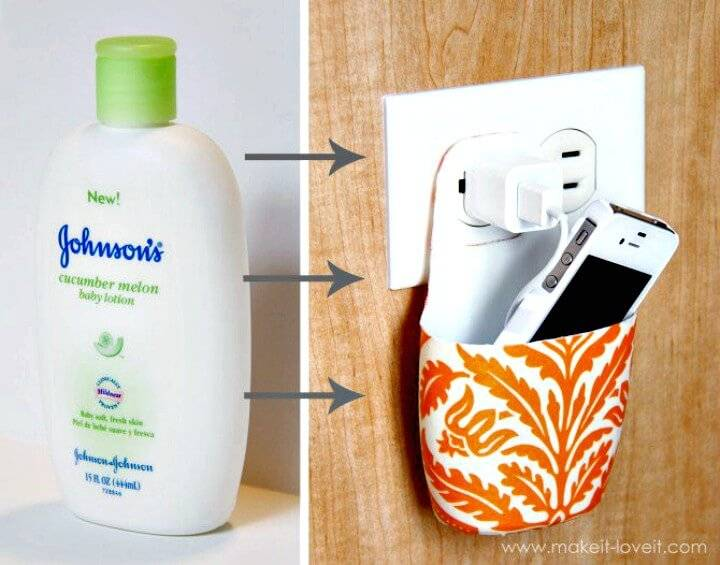 Easy DIY Charging Cell Phone