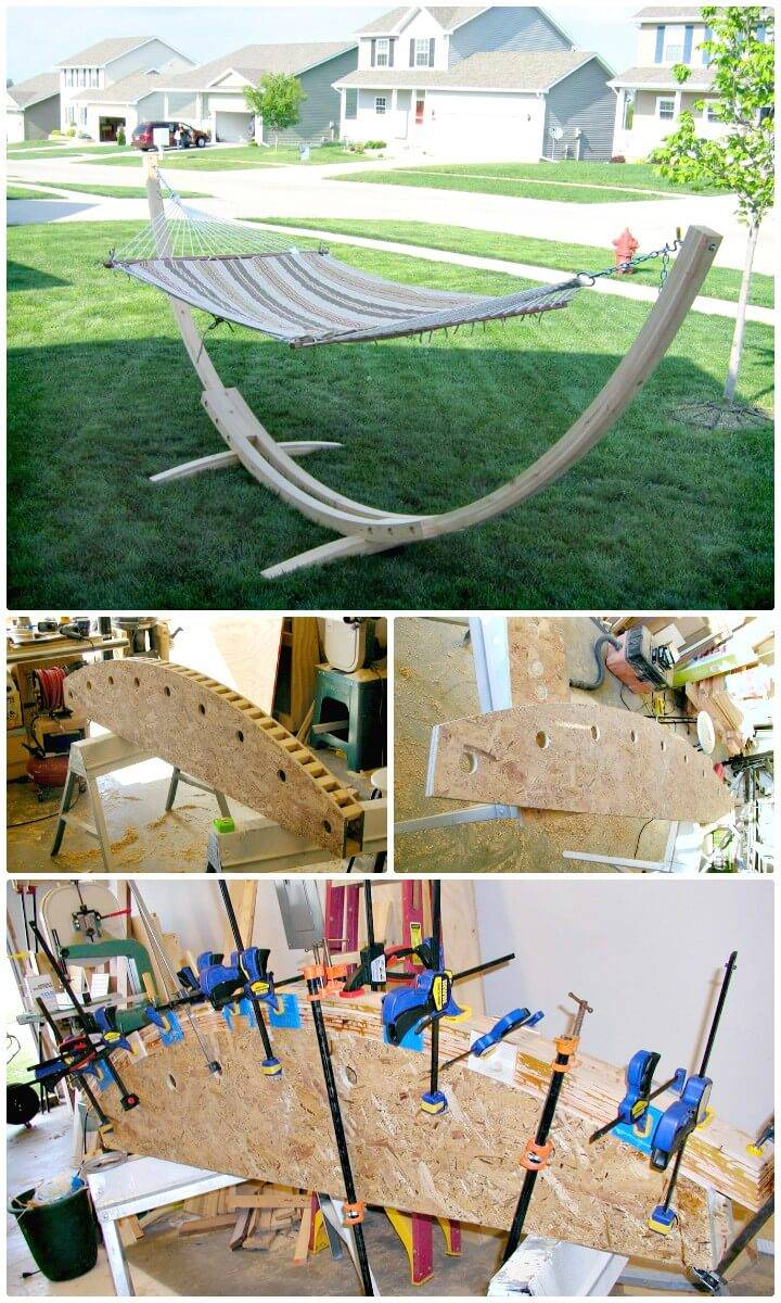 Easy DIY Happy Hammock Stand Tutorial