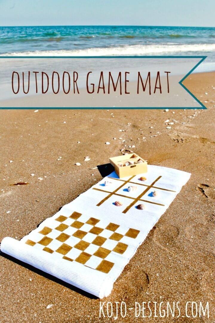DIY Outdoor Classic Board Games