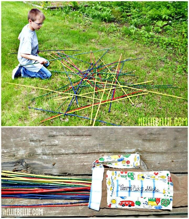 DIY Backyard Games Perfect For Summer
