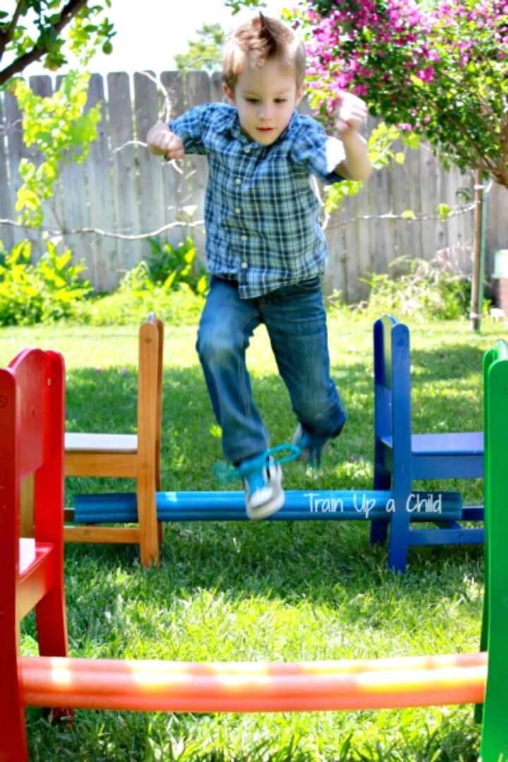 Easy DIY Outdoor Games - Outdoor Games For Summer & Spring