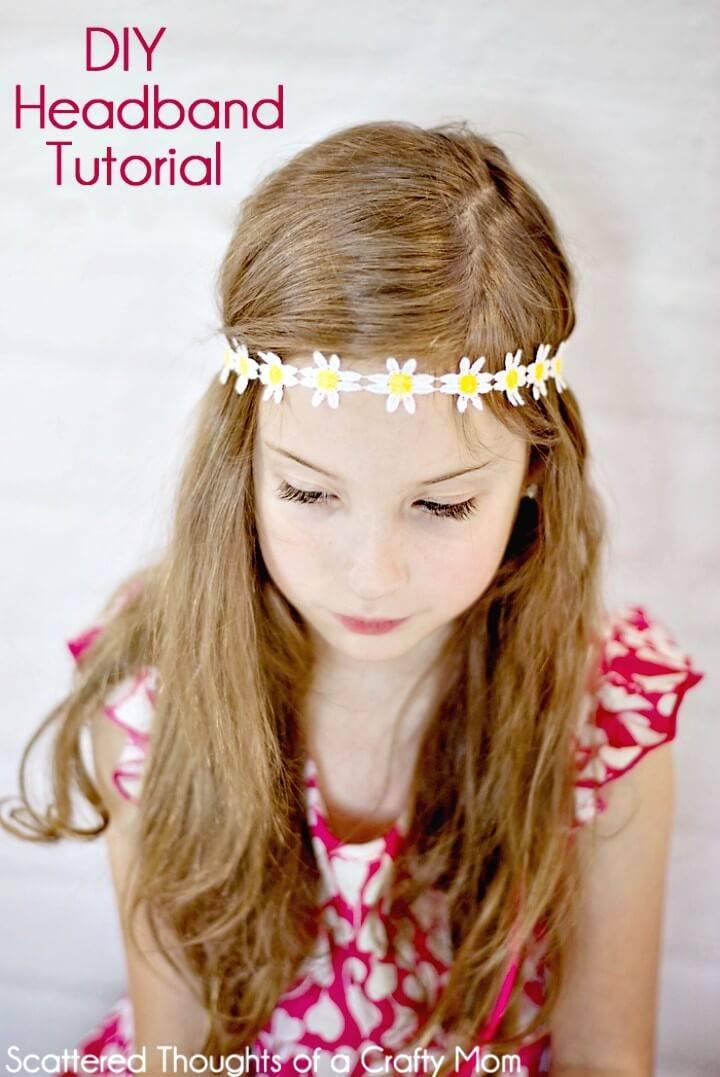 Easy DIY Scrap-Busting Headbands