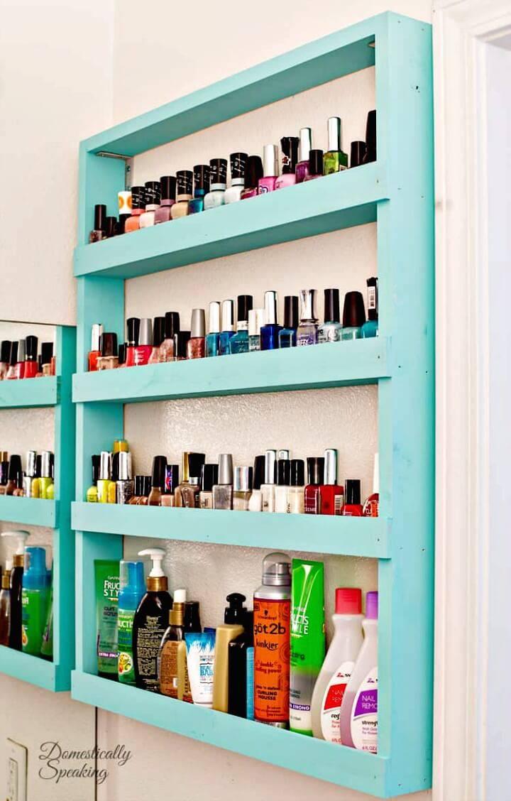 50 Unique DIY Bathroom Storage Ideas You Must Try - DIY & Crafts