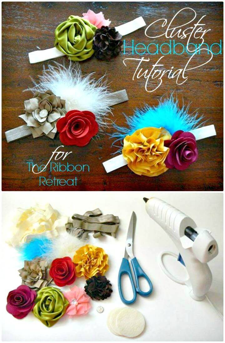 Make Your Own Cluster Headband