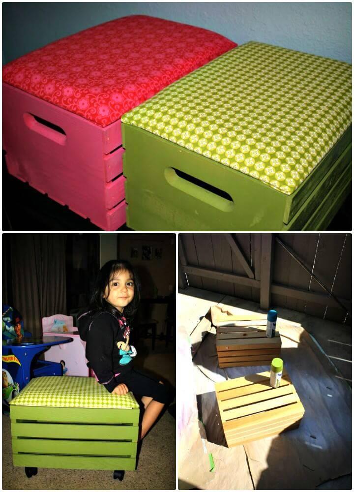 How To DIY Create Storage Seats