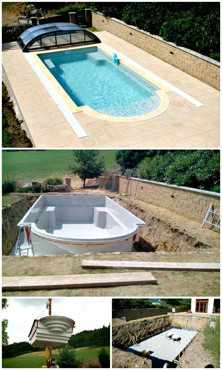 How To Installation Swimming Pool - Adorable DIY Summer Project