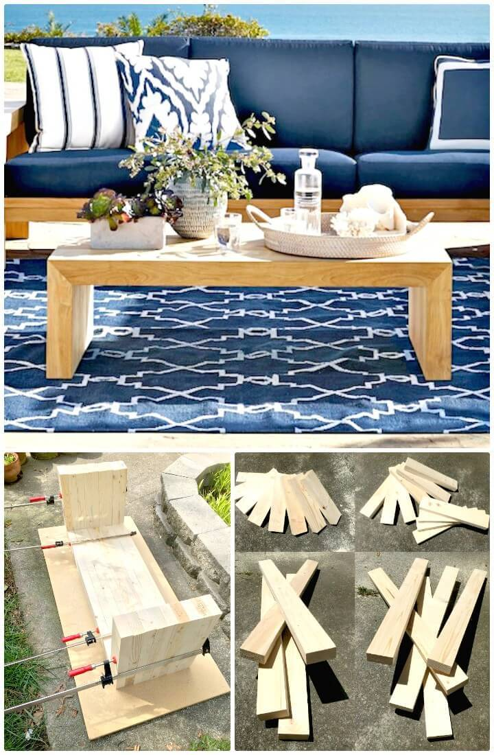 How To Make Your Own Outdoor Bench - DIY