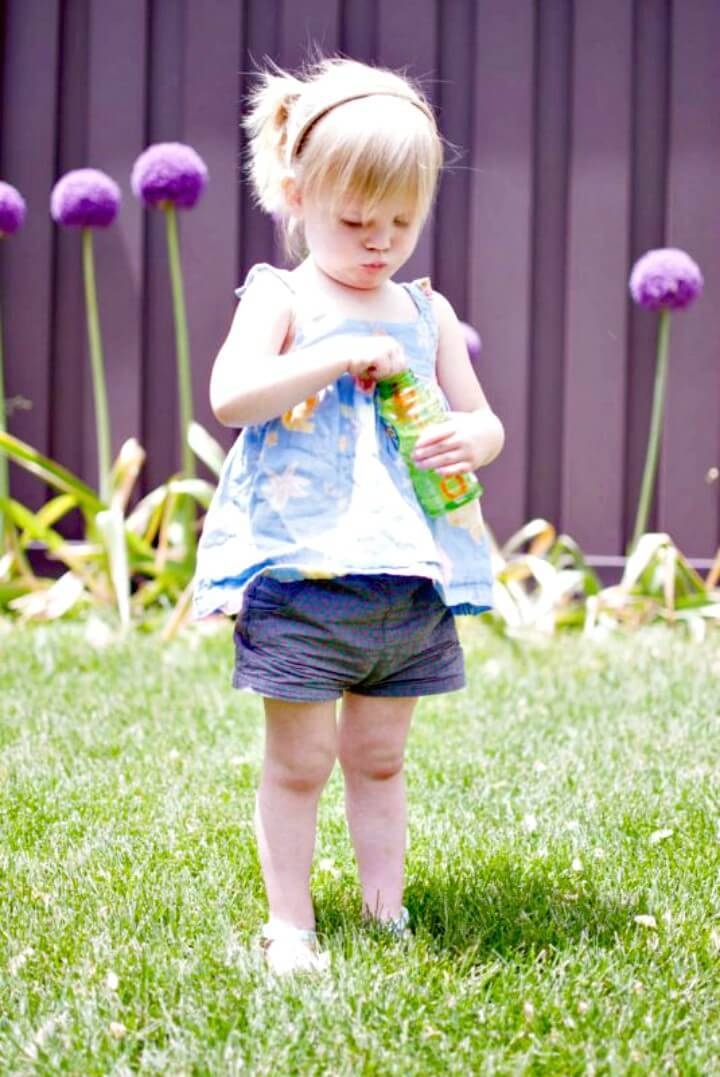 How To Sew Kids Basic Shorts - DIY Outfits for Kids
