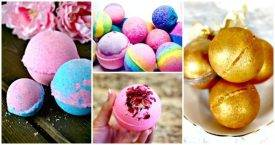 How to Make DIY Bath Bombs – 101 Easy DIY Bath Bombs Recipes - DIY Bath Bombs Recipe - DIY Bath Bombs - Easy Bath Bombs for Kids - DIY Crafts - DIY Projects - Easy Craft Ideas