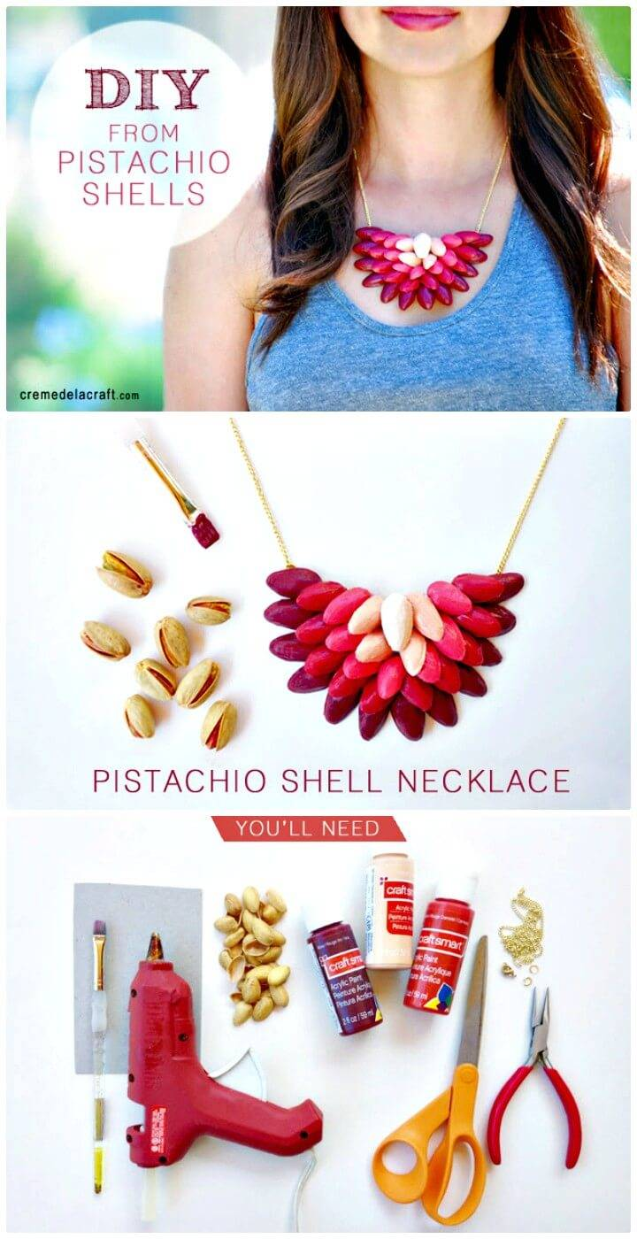 Make Your Own Ombre Necklace - DIY Gift Idea