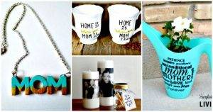 101 Mothers Day Gifts and Craft Ideas to DIY This Weekend