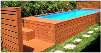 12 Low Budget DIY Swimming Pool Tutorials - DIY Home Decor Ideas - easy DIY Crafts - DIY Projects
