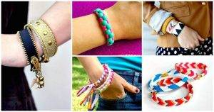 143 Easy DIY Bracelets You'll Fall in Love With These