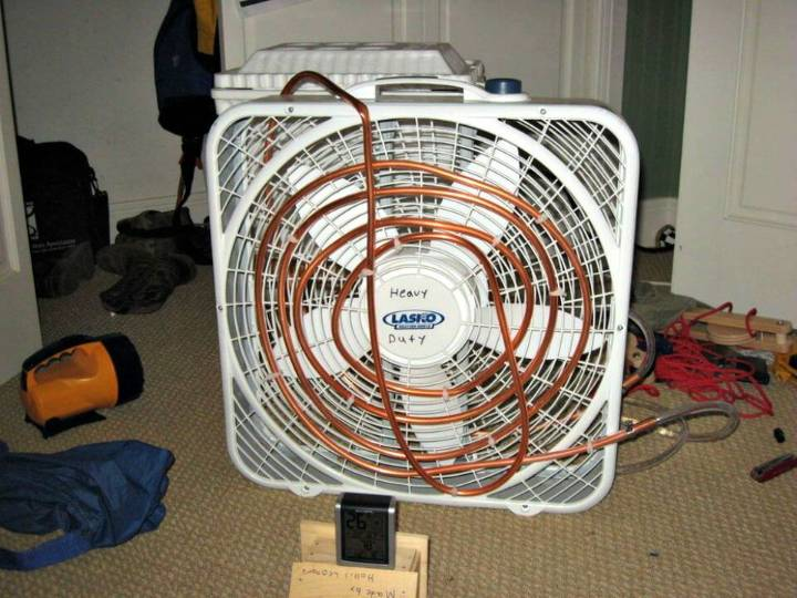 Make Your Own Air Conditioner