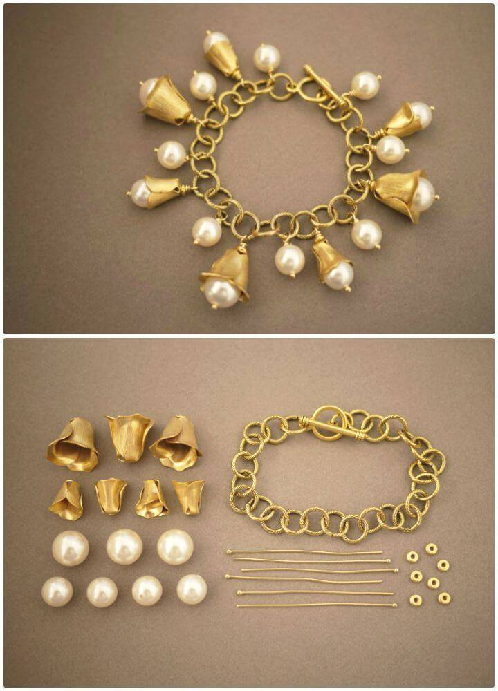 Adorable DIY Charm Bracelet