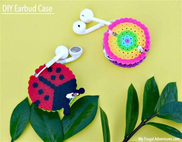 Adorable DIY Headphone Case
