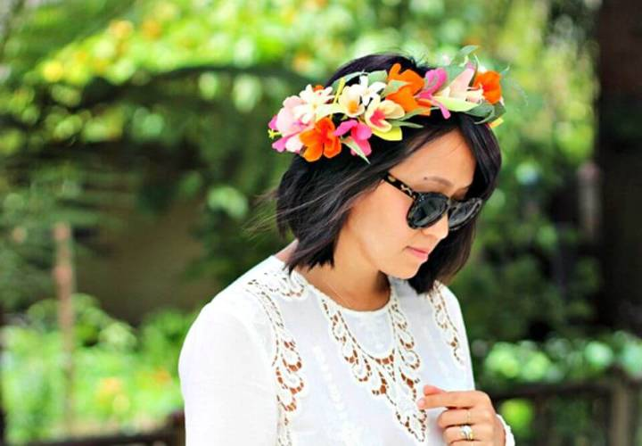 How to Create Paper Flower Crown