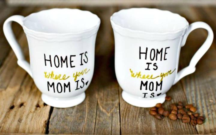 Cute DIY Mother's Day Mug