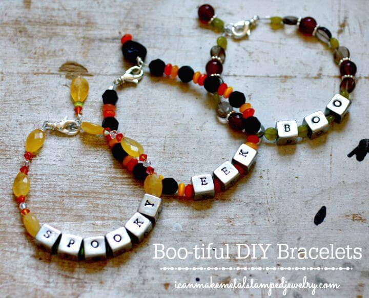 Easy and Cute DIY Beautiful Bracelets - Homemade Gift Ideas