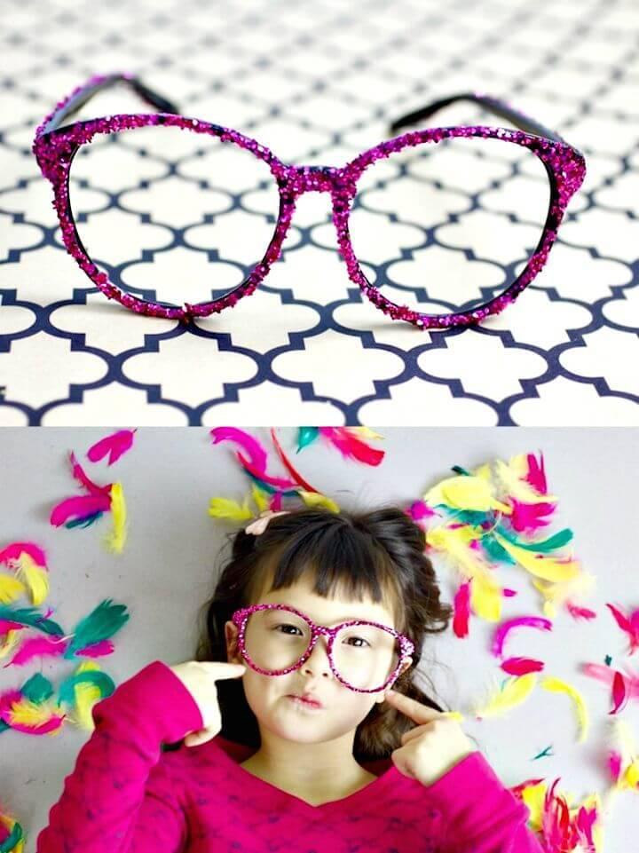 Make Your Own Embellished Glasses for Summer