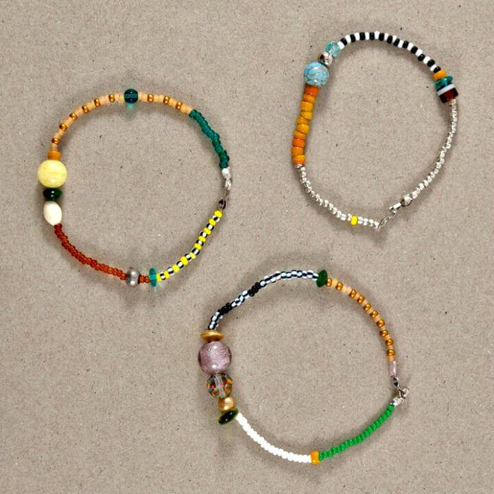 DIY Filigrane Armbänder Bracelets