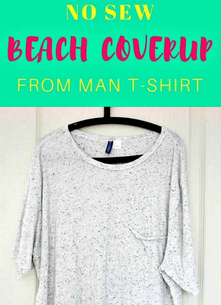 cb9d5f1fdf 25 DIY Beach Cover Up Ideas for Summer - DIY & Crafts
