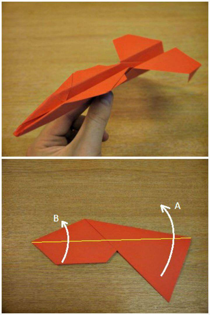 How to Make Secret Paper Aeroplanes