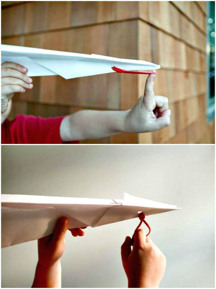 Easy DIY Turbo Boost Paper Airplanes Tutorial