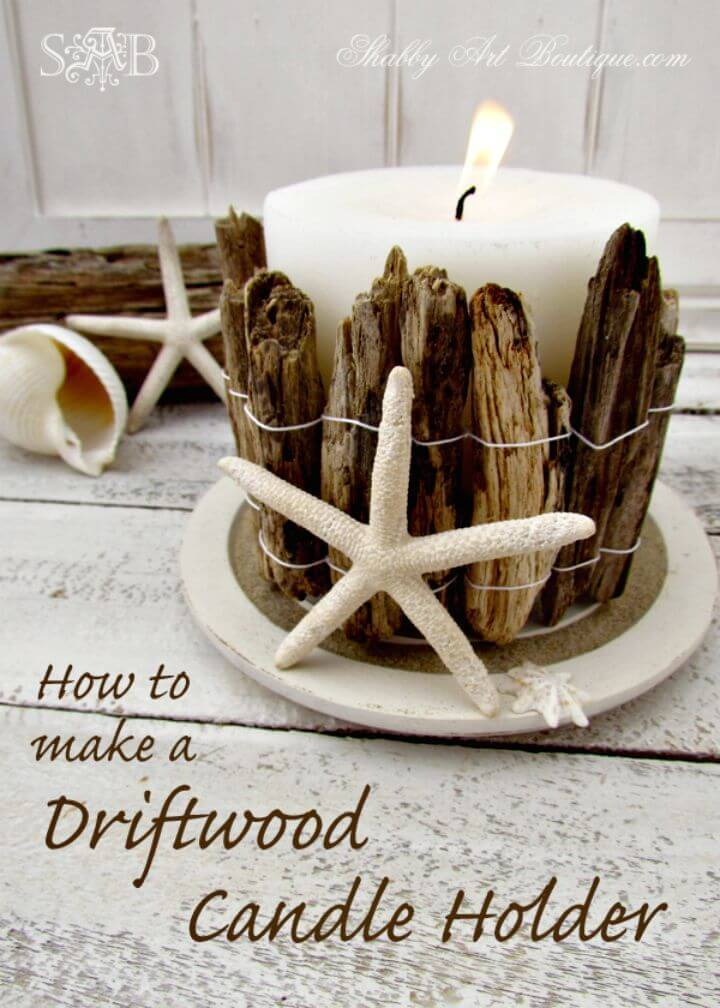 How to DIY Coastal Chic Decorating