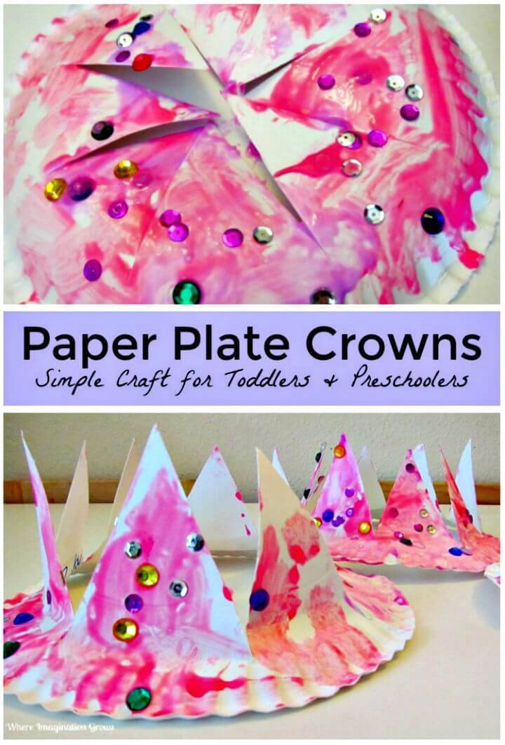 Easy DIY Crown Craft for Kids