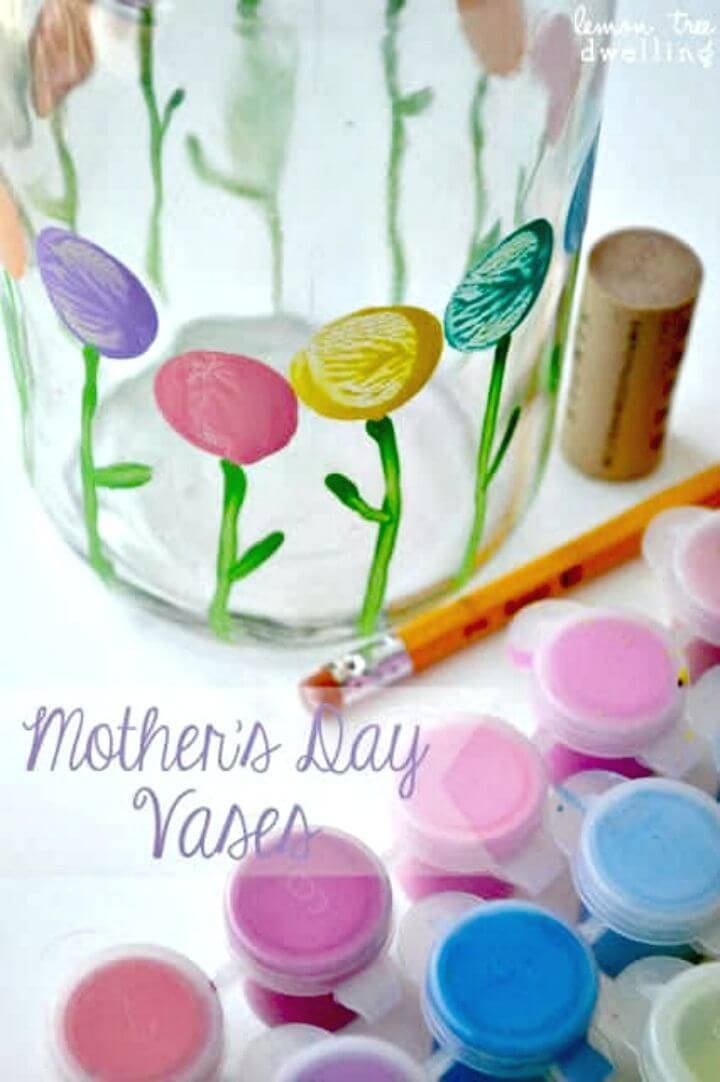 Make The Perfect Mason Jar Mother's Day Gift - DIY