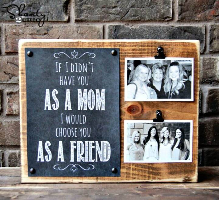 Make Your Own Mother's Day Gift - DIY