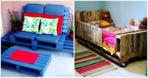 Pallet Projects - 150 Ways to Build To Do Pallet Projects - Pallet Ideas - Pallet Furniture Ideas - DIY Pallets - DIY Projects - DIY Crafts - DIY Ideas