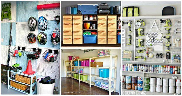 Fine 18 Diy Garage Storage Ideas You Probably Didnt Know About Download Free Architecture Designs Philgrimeyleaguecom