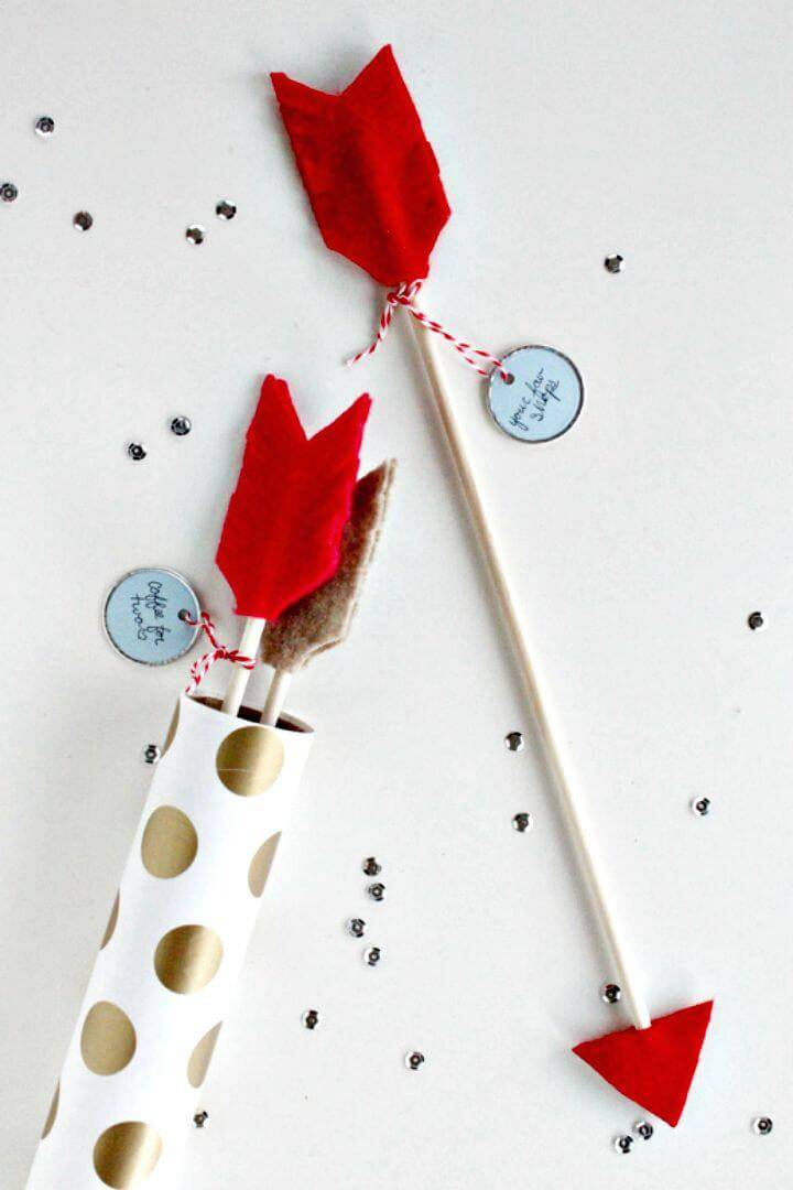 How To Create Date Arrows - DIY Gifts For Boyfriend