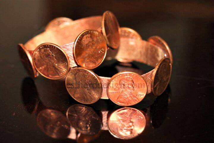 How to Make Penny Napkin Ring Holders