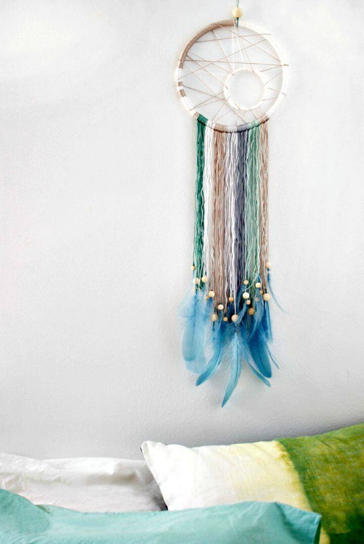 Modern DIY Dream-catcher Tutorial