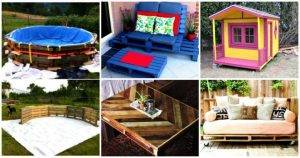 Pallet Projects to Make and Sell - Pallet Furniture - Pallet Ideas - DIY Furniture Ideas - DIY Projects - DIY Crafts - Pallets Wood Projects - 1001 Pallets