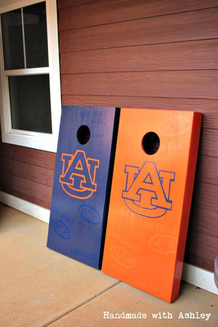 How to Build Your Own Cornhole Boards