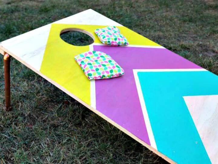 How to Build Your Own Cornhole Board
