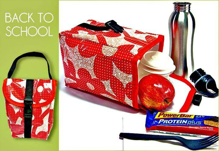 DIY Back to School Lunch Bag