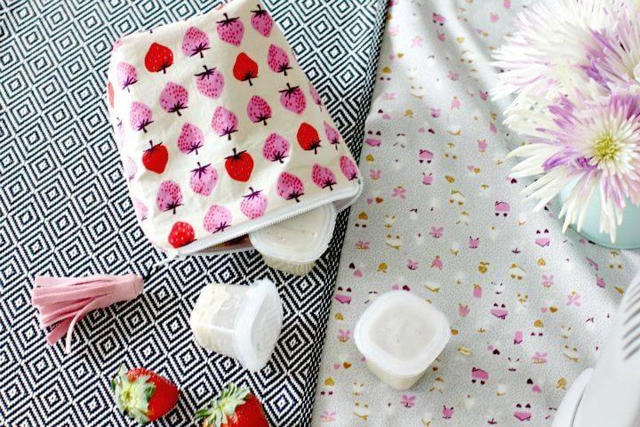 Cute DIY Lunch Bag