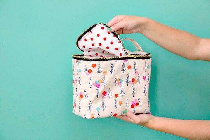 DIY Back-to-school Lunch Box